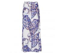 Hose ALLY für Damen - Off-White/Multicolor Hose