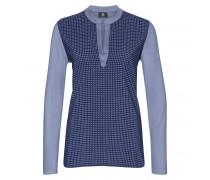 Shirt ANINA für Damen - Navy/Multicolor