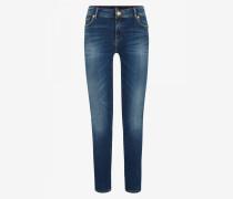 Jeans Farah für Damen - Washed denim blue