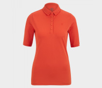 Polo-Shirt Tammy für Damen - Orange Polo-Shirt