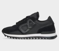 Sneaker Seattle für Damen - Schwarz Sneaker