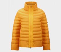 Leichtdaunenjacke Mia für Damen - Gelb-Orange