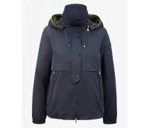 Kapuzen-Jacke Norah für Damen - Navy blue Jacke