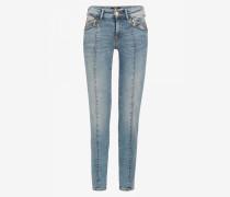 Jeans Greta für Damen - Light blue denim