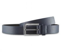 Gürtel Sulden Edina Pinbelt für Damen - Navy-Blau Gürtel