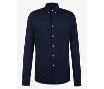 Hemd Timi für Herren - Navy blue