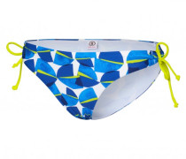 Bikini-Hose BECCA für Damen - Lime/Cornflower Bikini-Hose