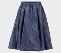 Rock Bianca für Damen - Navy-Blau