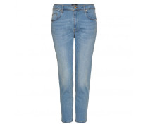 Boyfriend-Jeans FLORINDA für Damen - Vintage Bleached
