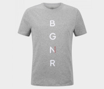 T-Shirt Roc für Herren - Grau meliert T-Shirt