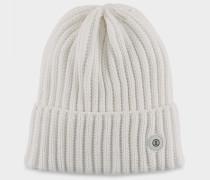 Strickmütze Emira für Damen - Off-White Strickmütze
