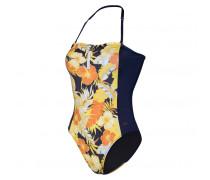 Neckholder-Badeanzug NANJA2 für Damen - Navy Badeanzug