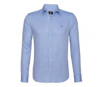Hemd JIM für Herren - Costal Blue