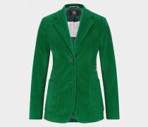 Cord-Blazer Wanda für Damen - Grün