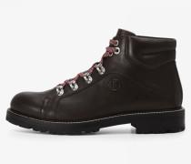 High-Top-Sneaker New Lech für Herren - Dark brown