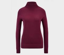 Pullover Roana für Damen - Bordeauxviolett Pullover