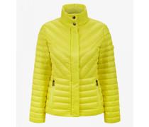 Lightweight Daunenjacke Diana für Damen - Lemon yellow