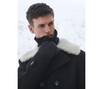 Caban-Mantel Ferris für Herren - Black