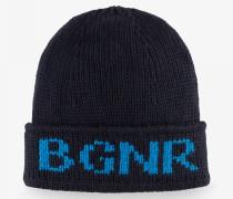Mütze Benn für Man - Navy-Blau