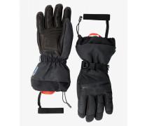 Handschuhe Ellis für Herren - Schwarz