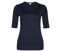 Shirt VELVET-1 für Damen - Navy