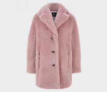 Mantel Valeria für Damen - Rosa Mantel