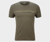 T-Shirt Roc für Herren - Olivgrün T-Shirt