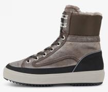Sneaker Anchorage für Damen - Dark brown