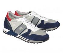 Sneaker LIVIGNO 1D für Herren - Navy/Gray/Red