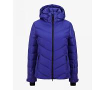 Ski-Daunenjacke Sassy für Damen - Indigo blue