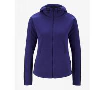 Fleece-Jacke Jules für Damen - Indigo blue Jacke