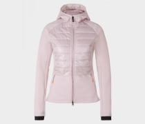 Hybrid-Jacke Rikka für Damen - Altrosa Jacke