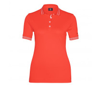 Golf-Polo-Shirt NELL für Damen - Neon Watermelon