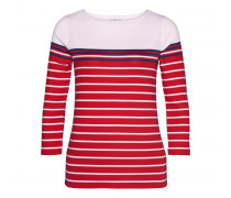 Shirt LOUNA für Damen - Coral