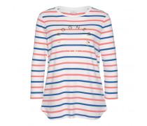 Shirt ANNALISA für Damen - White/Multicolor