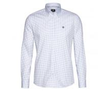 Hemd TOMM für Herren - White/Blue