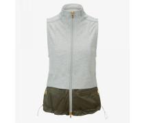 Sweatweste Reva für Damen - Husky gray