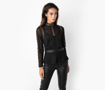 Bluse Soraya schwarz