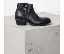 Schuhe Ikat Drum Dye schwarz