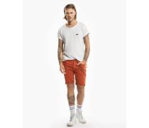 Herren Shorts Ove orange (blood orange)