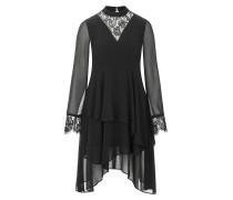 Damen Kleid Daike schwarz (black)