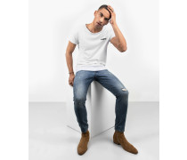 Jeans Billy the kid 9502 ripped blau