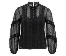 Damen Bluse Sohana schwarz (black)