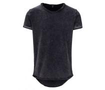 Herren T-Shirt Milo Sweat Spray schwarz (vintage black)
