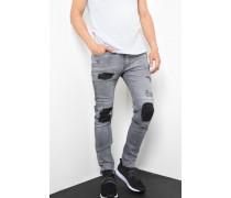 Jeans Clyde grau