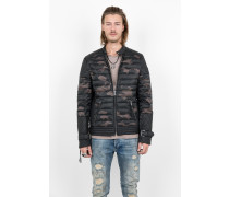 Outdoorjacke Lester down camouflage