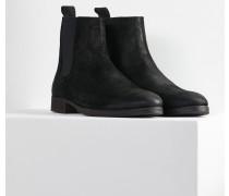 Herren Chelsea Boots Albie schwarz (cow suede black)
