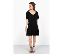 Jerseykleid Kimora schwarz