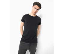 T-Shirt Wren schwarz