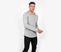 Sweatshirt Milo Sweat LS grau